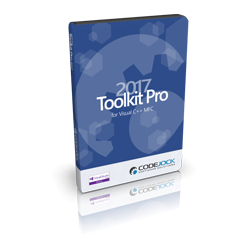 Toolkit Pro for Visual C++ MFC