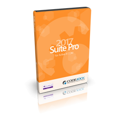 Suite Pro for ActiveX