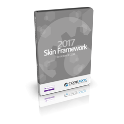 Codejock Skin Framework for...