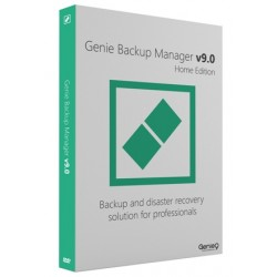 Genie Backup Manager Home