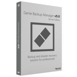 Genie Backup Manager Server...