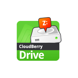CloudBerry Drive Server