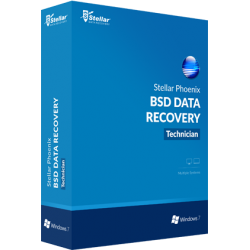 Stellar Phoenix BSD Data...