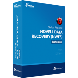 Stellar Phoenix Novell Data...
