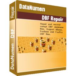 DataNumen DBF Repair